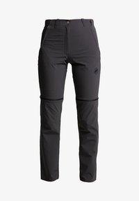 Mammut - RUNBOLD - Outdoor trousers - phantom - 6