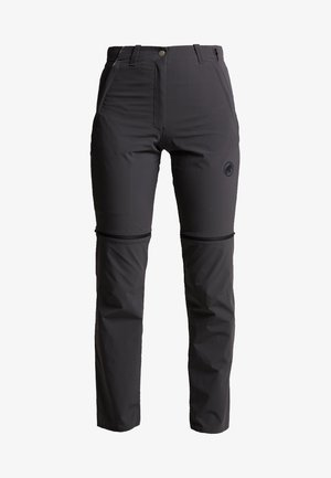RUNBOLD ZIP OFF PANTS WOMEN - Kalhoty - phantom