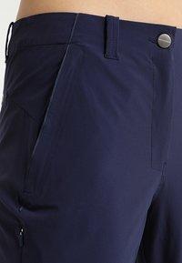 Mammut - RUNBOLD - Outdoorové kalhoty - peacoat - 4