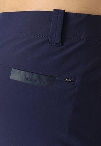Mammut - RUNBOLD - Outdoorové kalhoty - peacoat - 5