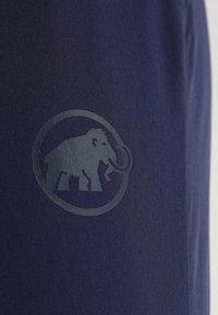 Mammut - RUNBOLD - Outdoorové kalhoty - peacoat - 7