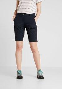 Mammut - RUNBOLD ZIP OFF PANTS WOMEN - Trousers - black - 3