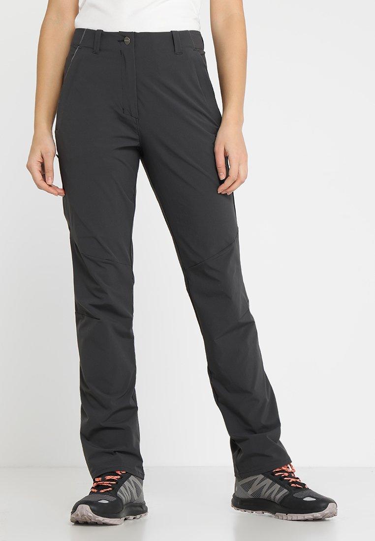 Mammut - RUNBOLD PANTS WOMEN - Outdoor trousers - phantom
