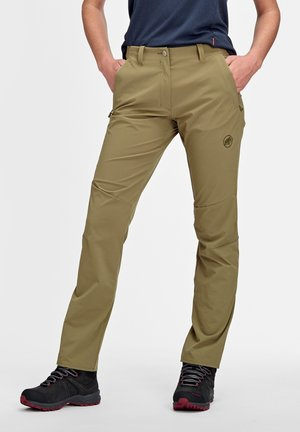 RUNBOLD  - Outdoor trousers - olive