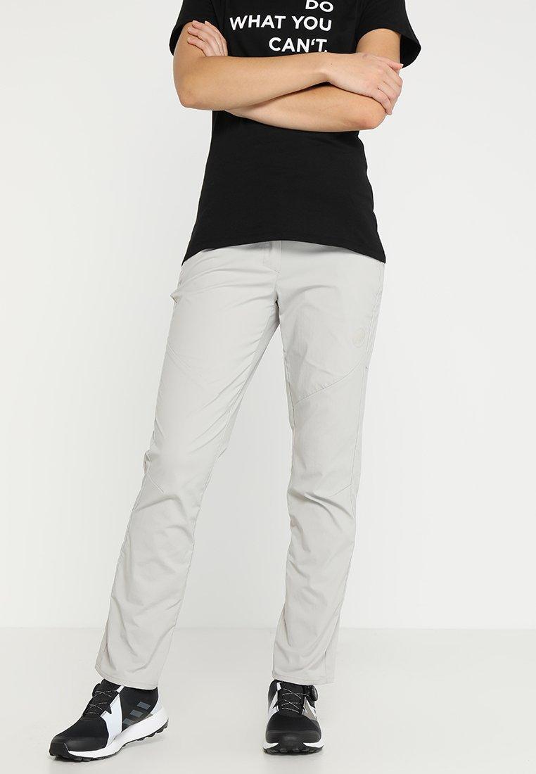 Mammut - Outdoorové kalhoty - linen