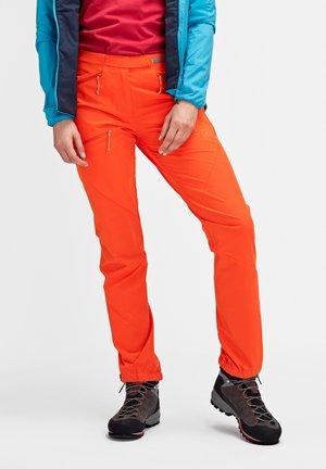 COURMAYEUR - Outdoor trousers - poinciana