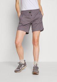 Mammut - CAMIE SHORTS WOMEN - Sports shorts - shark - 0