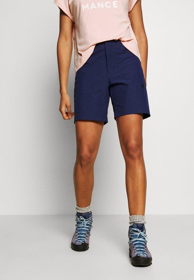 kurze Sporthose - peacoat