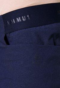 Mammut - Sports shorts - peacoat - 4