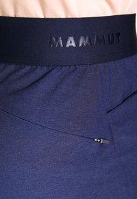 Mammut - MASSONE  - Outdoor trousers - peacoat - 3
