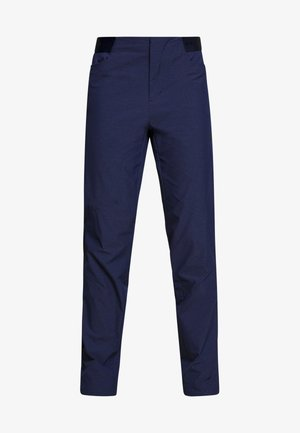 MASSONE PANTS WOMEN - Bukser - peacoat