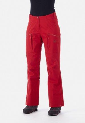 HALDIGRAT HS  - Outdoor-Hose - red