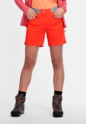 Outdoor shorts - poinciana