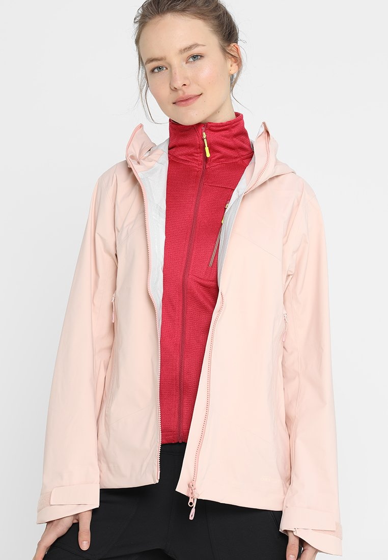 Mammut - KENTO HOODED JACKET WOMEN - Outdoorjas - candy