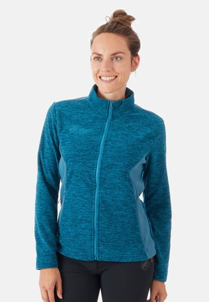 YADKIN  - Training jacket - sapphire melange