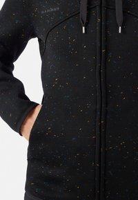 Mammut - CHAMUERA - Zip-up hoodie - black - 3