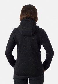 Mammut - CHAMUERA - Zip-up hoodie - black - 1