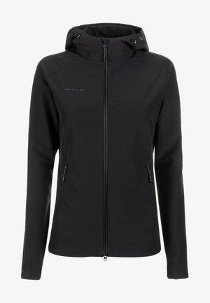 MACUN SO - Soft shell jacket - black