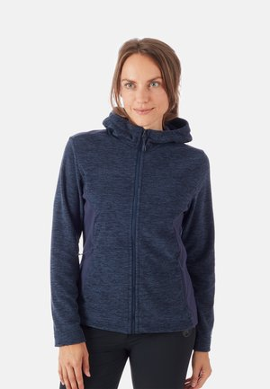 YADKIN ML - Zip-up hoodie - dark blue