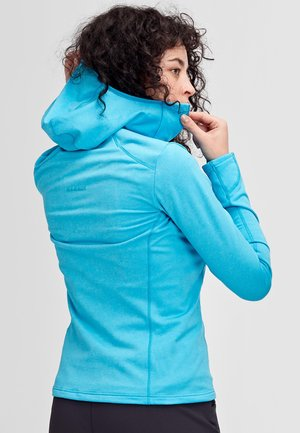 ACONCAGUA  - Fleece jacket - ocean