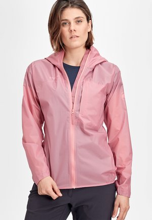 KENTO - Waterproof jacket - orchid