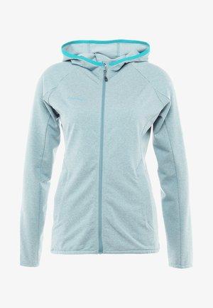 NAIR ML HOODED JACKET WOMEN - Fleece jacket - waters