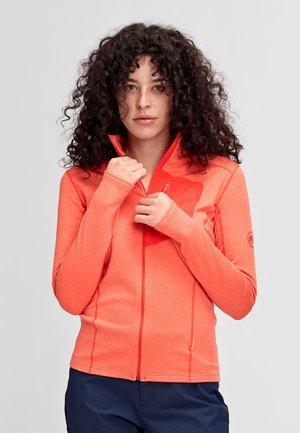 ACONCAGUA - Zip-up hoodie - poinciana