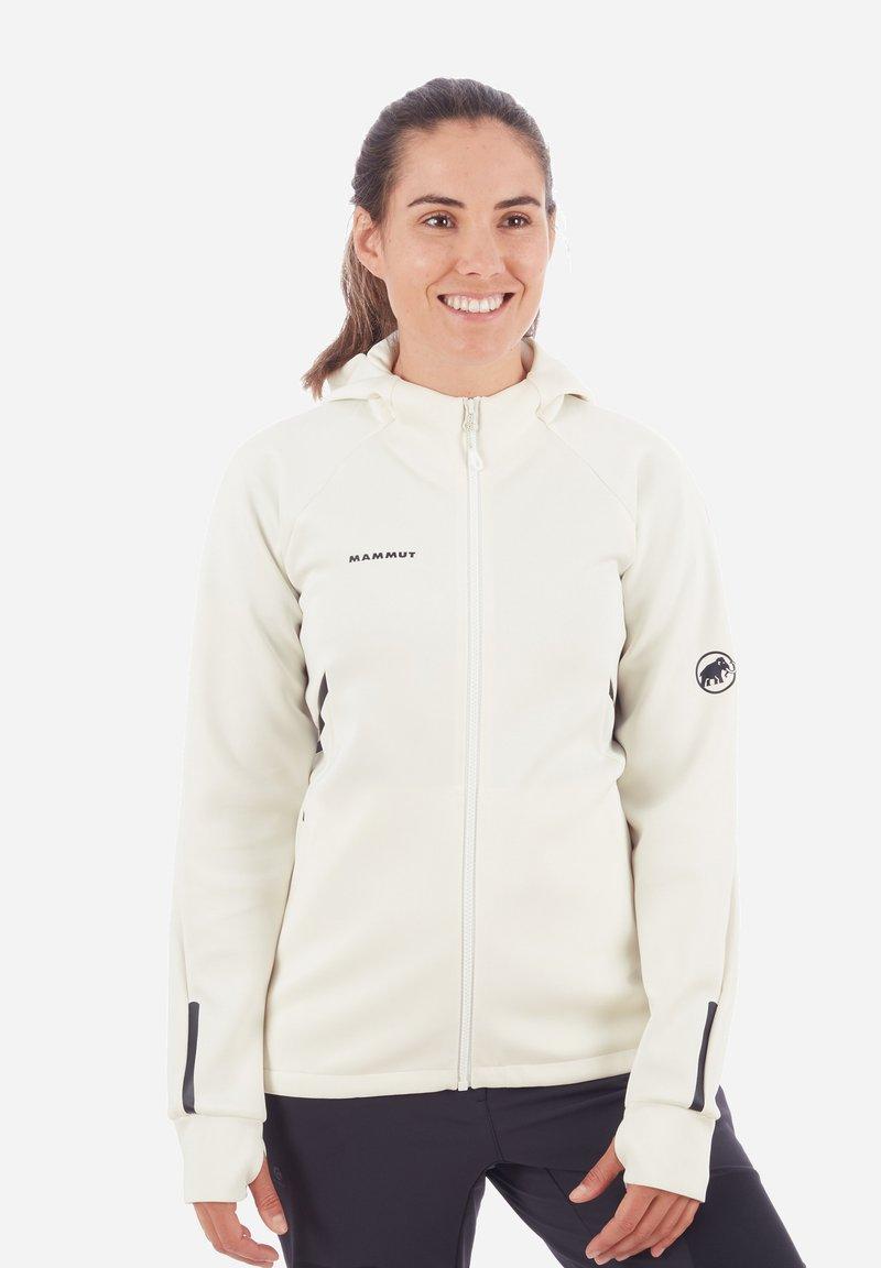 Mammut - AVERS - Sports jacket - bright white