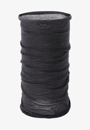 MERINO - Sjaal - black melange