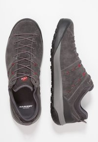 Mammut - HUECO LOW GTX MEN - Obuwie hikingowe - graphite/magma - 1