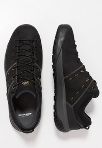 Mammut - HUECO LOW MEN - Outdoorschoenen - black