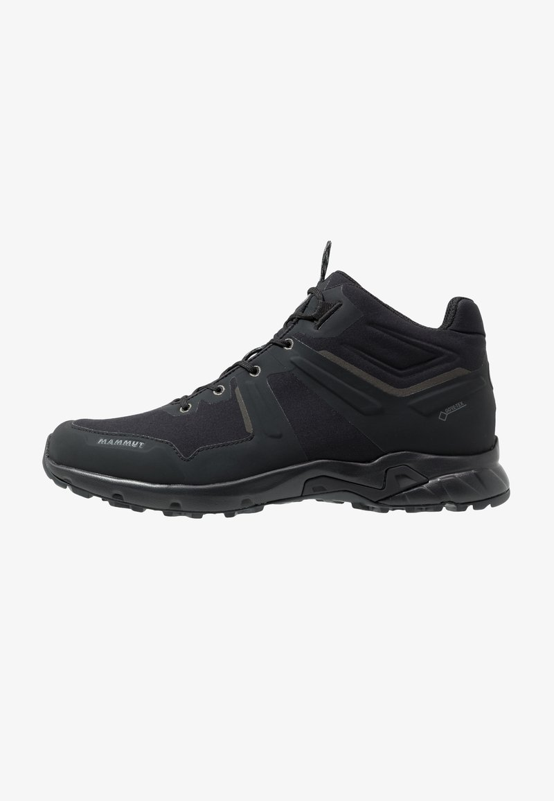 Mammut - ULTIMATE PRO MID GTX MEN - Outdoorschoenen - black