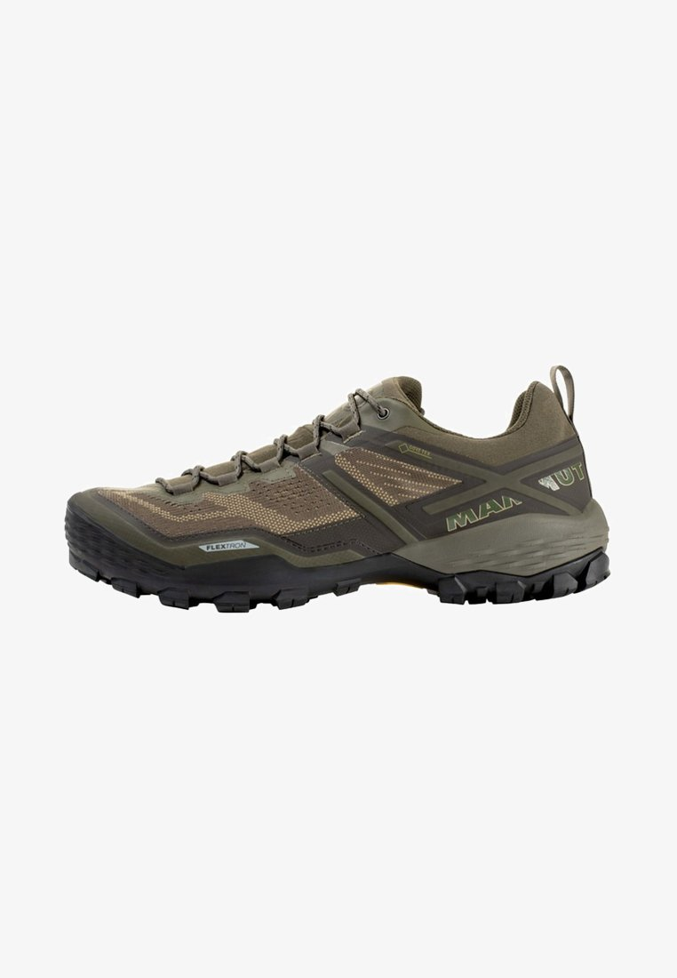 Mammut - DUCAN LOW GTX MEN - Hiking shoes - olive-dark
