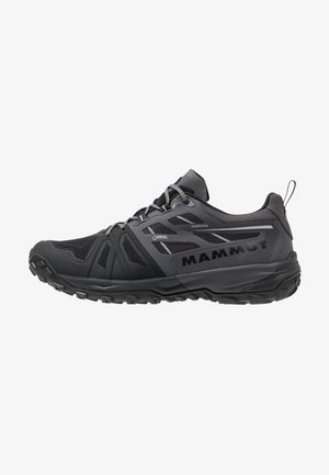 SAENTIS LOW GTX - Obuwie hikingowe - black