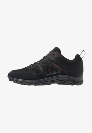 OSURA LOW GTX MEN - Outdoorschoenen - black