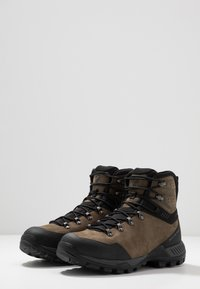 Mammut - MERCURY TOUR II HIGH GTX MEN - Obuwie hikingowe - bark/black - 2