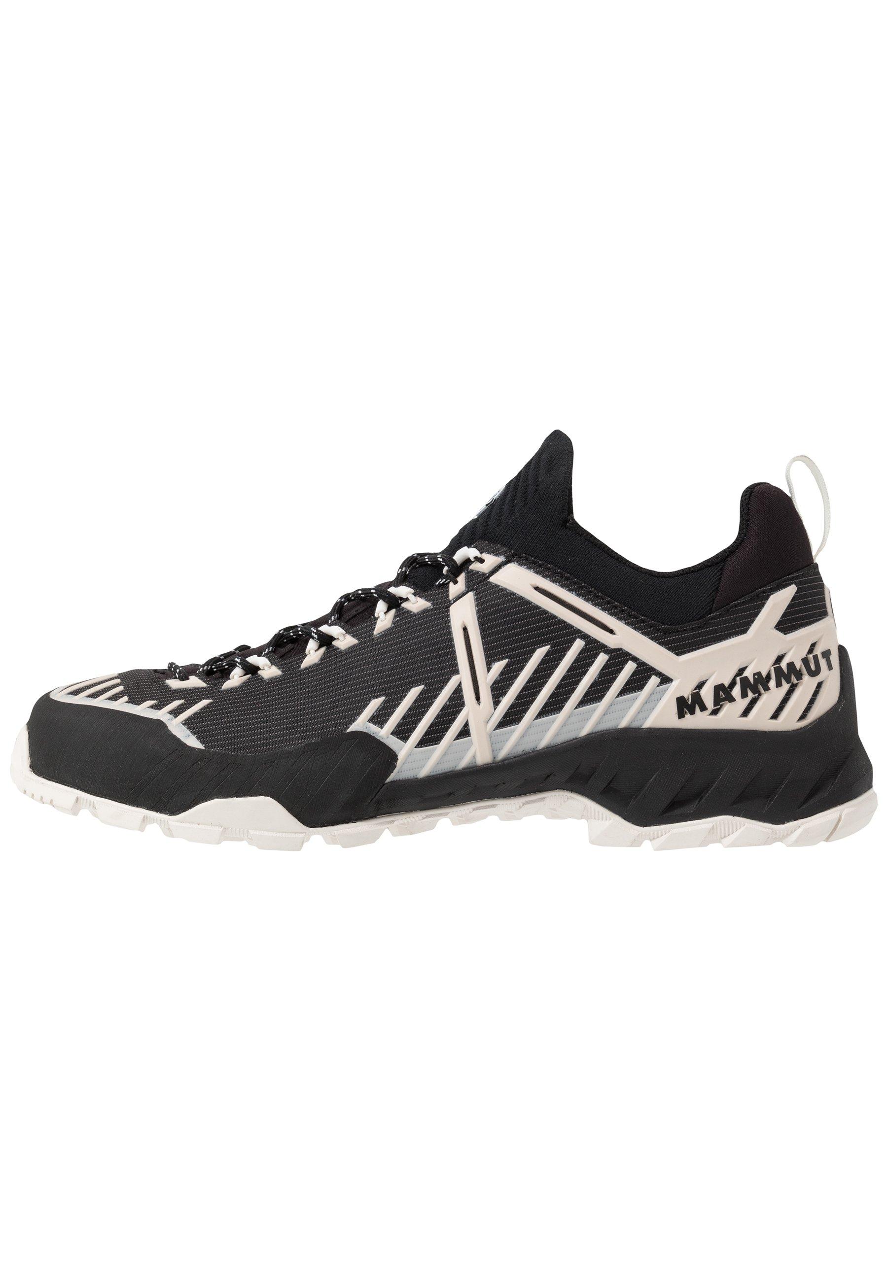 ALNASCA II LOW MEN Chaussures de marche blackbright white