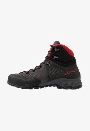 ALNASCA PRO II MID GTX MEN - Chaussures de marche - dark titanium/spicy