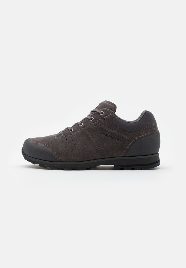 ALVRA II LOW GTX MEN - Hiking shoes - dark titanium/marine
