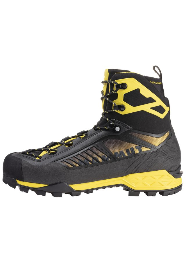 TAISS TOUR MID GTX® MEN - Obuwie górskie - black-freesia