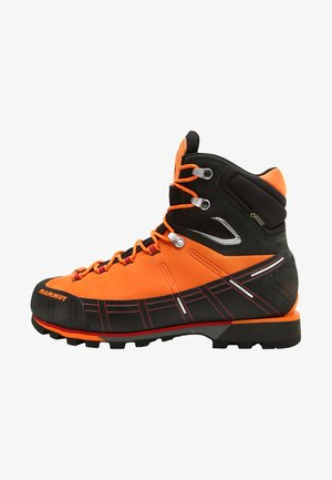 KENTO HIGH GTX MEN - Obuwie górskie - sunrise/black