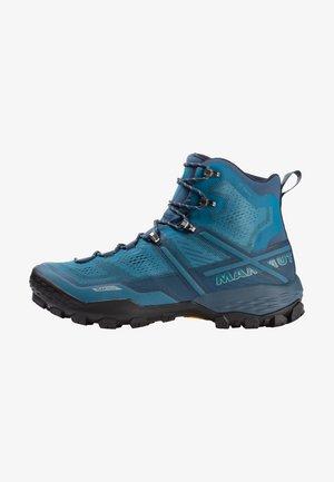 DUCAN HIGH GTX MEN - Obuwie hikingowe - sapphire-dark sapphire