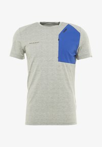 Mammut - CRASHIANO POCKET MEN - T-shirt z nadrukiem - oliv - 4