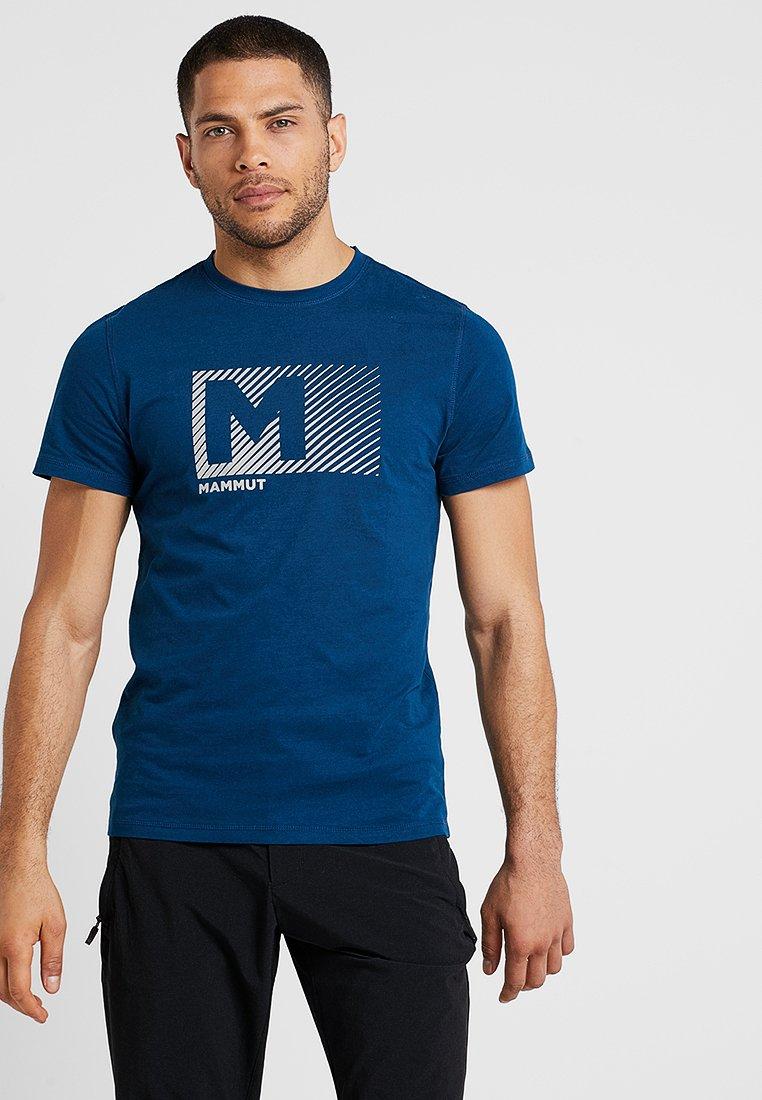 Mammut - MASSONE  - T-Shirt print - poseidon