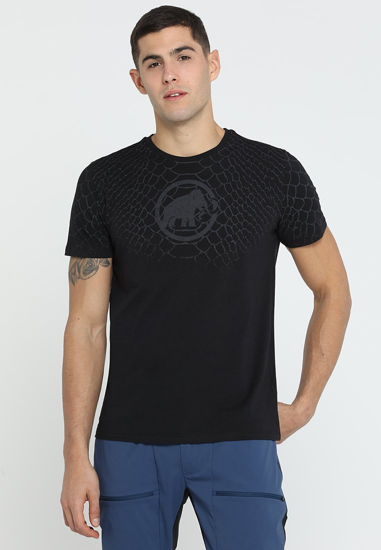 Mammut - LOGO MEN - T-shirt print - black