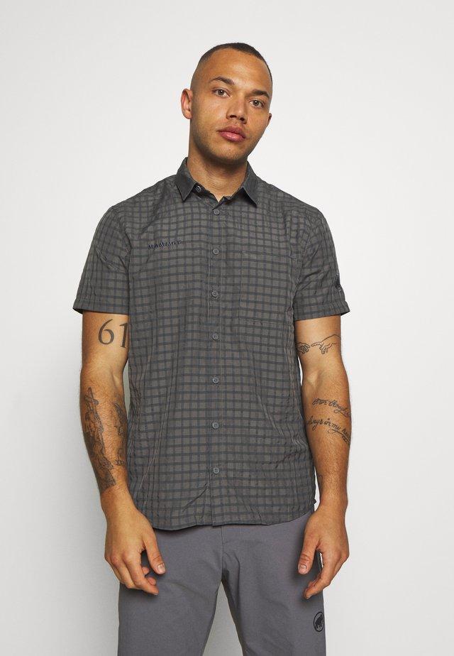 LENNI MEN - Shirt - titanium
