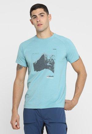 MOUNTAIN - T-shirt z nadrukiem - waters