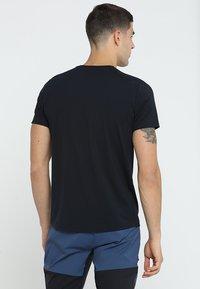 Mammut - T-shirt imprimé - black - 2