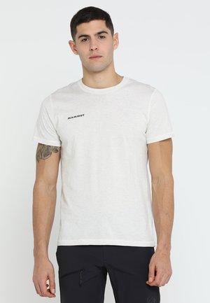 SLOPER MEN - T-shirt con stampa - linen melange