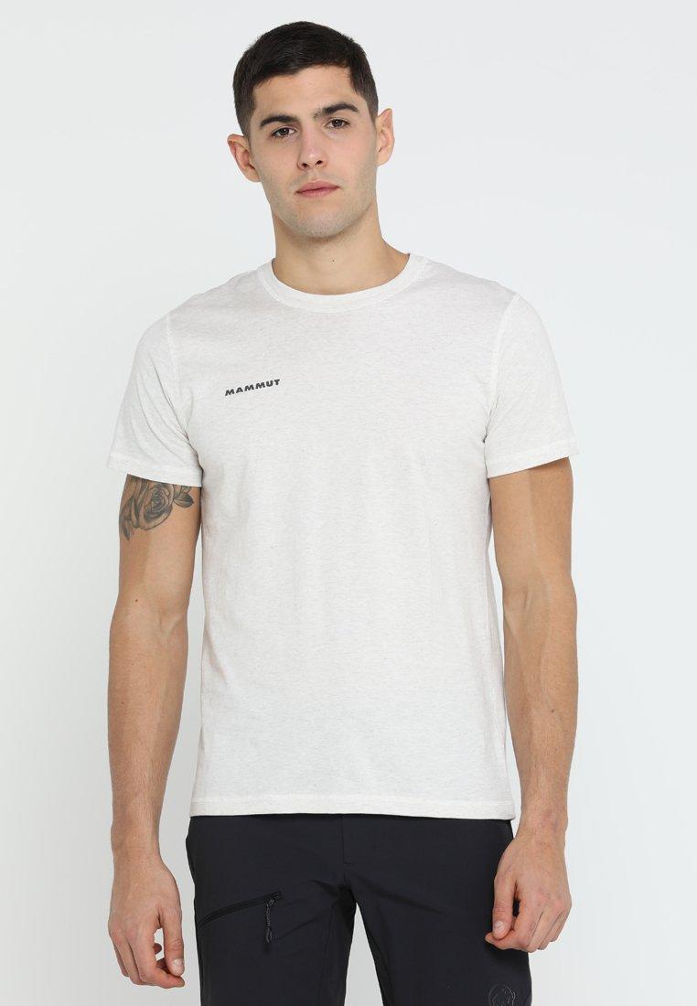 Mammut - SLOPER MEN - Print T-shirt - linen melange